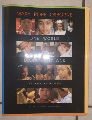 One World, Many Religions: The Ways We Worship for Sale in Malden, MA