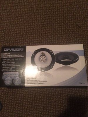 Dp audio speaker for Sale in Orem, UT