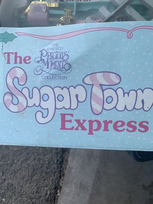 Sugar town express precious moments for Sale in Anaheim, CA