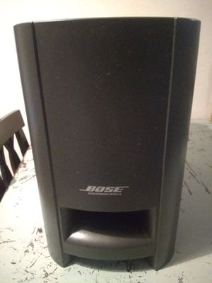 Bose CineMate digital home theater subwoofer for Sale in Gulfport, MS