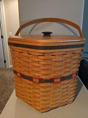 Hexagon Longaberger Basket for Sale in Buckeye, AZ