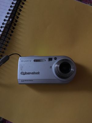 Sony Cyber-shot Camera for Sale in VERNON ROCKVL, CT
