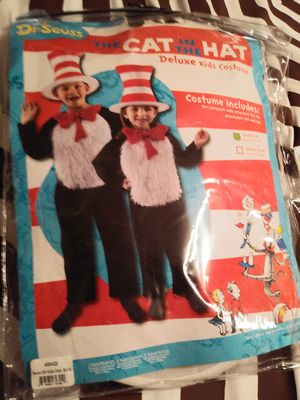 Dress up for dr seuss week sz 4to6 for Sale in Willingboro, NJ