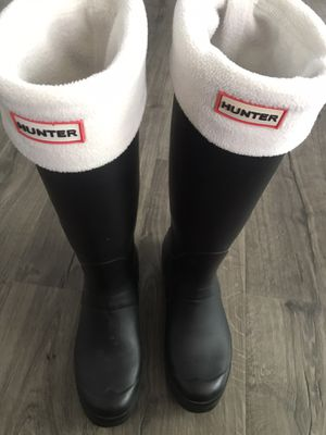 Hunter boots size 9 for Sale in Peabody, MA