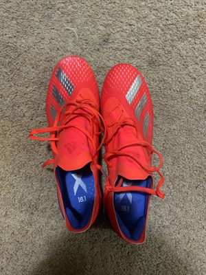 Adidas x 18.1 size 11.5 for Sale in South Orange, NJ