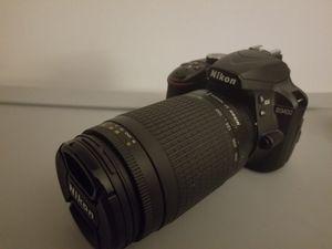 NIKON D 3400 DSLR Camera for Sale in Chicago, IL