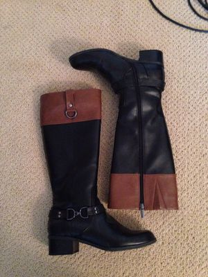 Bandalino Mid Calf Boots - Size 8.5 for Sale in Alexandria, VA