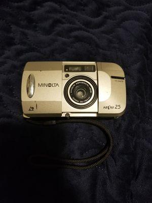 Minolta Vectis 25 APS 35mm Film Camera for Sale in Delano, CA