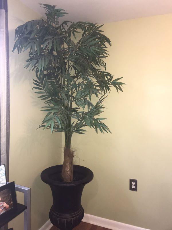 Beautiful artificial plant.
