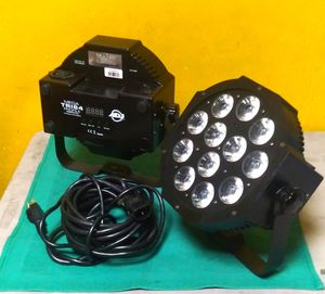 Mega tri 64 DJ lights for Sale in Orange, CA