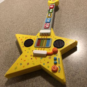 Yo Gabba Gabba Guitar Toy For Kids!!! for Sale in Medford, OR