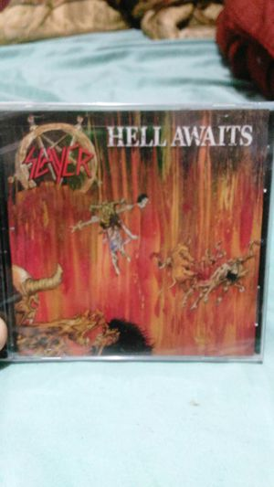 Slayer- Hell Awaits for Sale in Williamsburg, MI