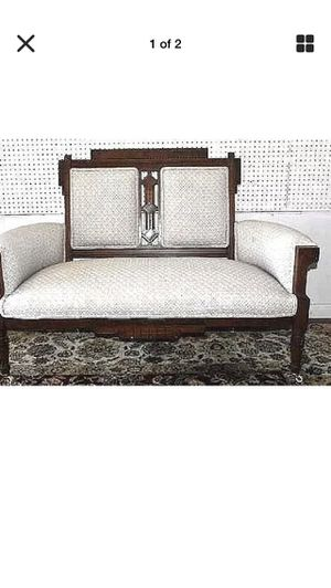 Vintage East Lake Victorian Style Antique Satie from 1880-1899 for Sale in Vienna, VA