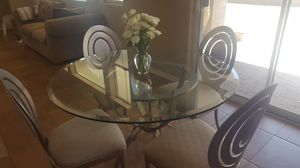 Eathan Allen Breakfast Tables and Chairs for Sale in Peoria, AZ