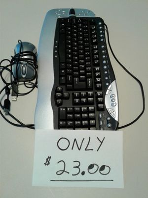 Nice computer keyboard and mouse for Sale in Austin, TX