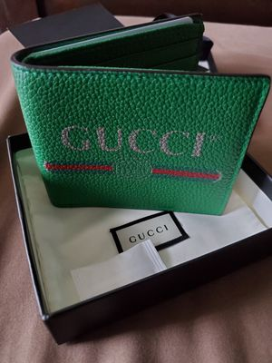 Authentic Gucci Print Wallet for Sale in San Diego, CA