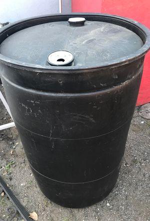 Plastic drum for Sale in Montclair, CA
