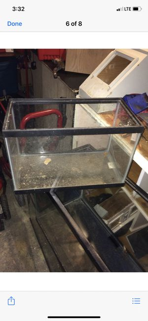 5 Gal Fish Tank for Sale in North Smithfield, RI