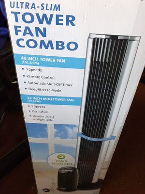 New tower fan for Sale in Renton, WA