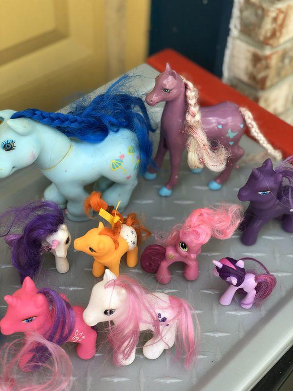 Pony set of 15 pieces