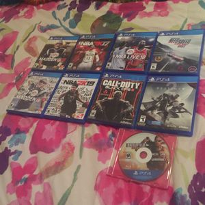 PS4 Games for Sale in Donaldsonville, LA