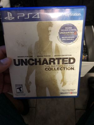 Nathan drake collection 3 games for Sale in Miami, FL
