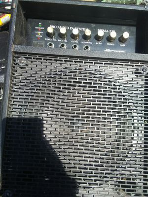 Pro audio pa system for Sale in Sacramento, CA