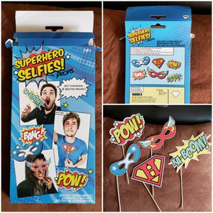 Superhero Selfie Props for Sale in South Gate, CA