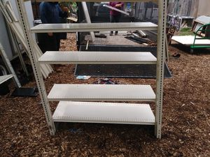 metal shelves for Sale in Sacramento, CA