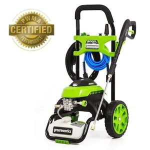 Green Works 2000 psi ELECTRIC pressure washer - new for Sale in Kent, WA
