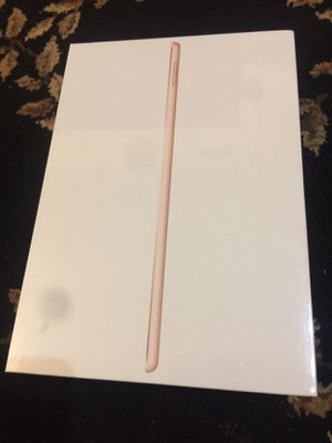 iPad 8th Generation WiFi 32GB MYLC2LL/A Gold Brand New Never Open Never Use Sealed for Sale in Folsom, CA
