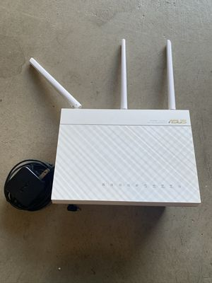 ASUS AC68W Wifi Router for Sale in Bakersfield, CA