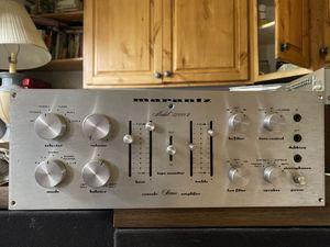 Marantz model 1200b amplifier for Sale in Orem, UT