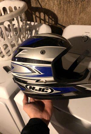 Kids dirt bike helmet for Sale in Belleville, IL