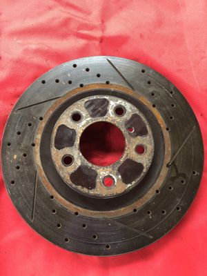 Honda/Acura Drill-Slotted Front Rotors. BBK (READ). for Sale in Rockville, MD