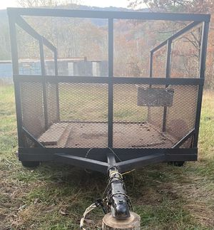 Heavy Duty 6x9 Trailer for Sale in Amherst, VA