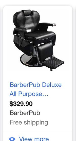 Barber chair for Sale in Franklin Park, IL