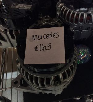 Mercedes Alternator (warranty included) for Sale in Orlando, FL