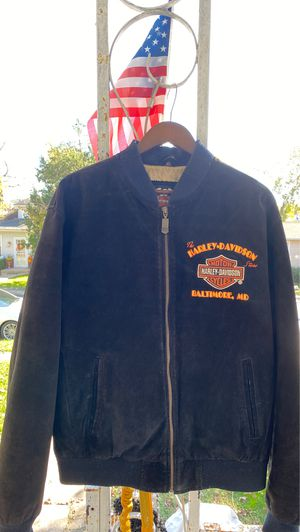 Harley Davidson Jacket - lined worn several times. for Sale in Baltimore, MD