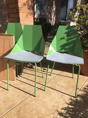 Real Good Chairs, 4 for Sale in San Diego, CA