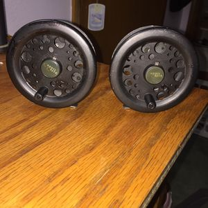 Fly Fishing Reels $25 For Both. 1@$15. for Sale in Portland, OR