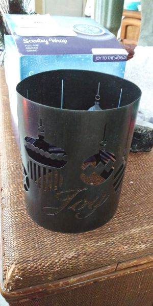 Joy to the World Scentsy Warmer Wrap for Sale in Saint Pete Beach, FL