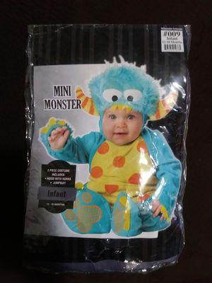12-18 month monster costume for Sale in San Bernardino, CA