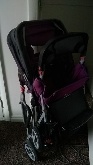 Joovy double stroller sit and stand for Sale in West Valley City, UT