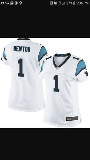 Cam Newton jersey for a female for Sale in NC, US