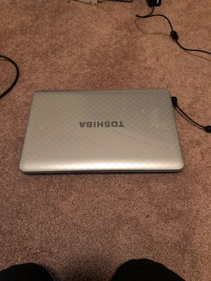 Toshiba laptop for parts for Sale in Lynnwood, WA