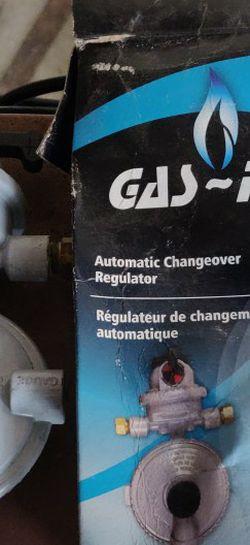 Gas Flo Automatic Change Over Regulator for Sale in Aurora,  IL