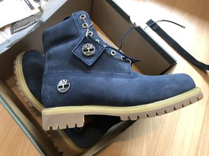 Timberland 6 inch Premium Nubuck Casual Waterproof Men's boots for Sale in Silver Spring, MD