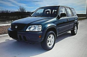 Clean CarFax HONDA CRV ONLY 67k 2000 for Sale in Dallas, TX