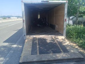 2017 enclosed car trailer for Sale in Tacoma, WA